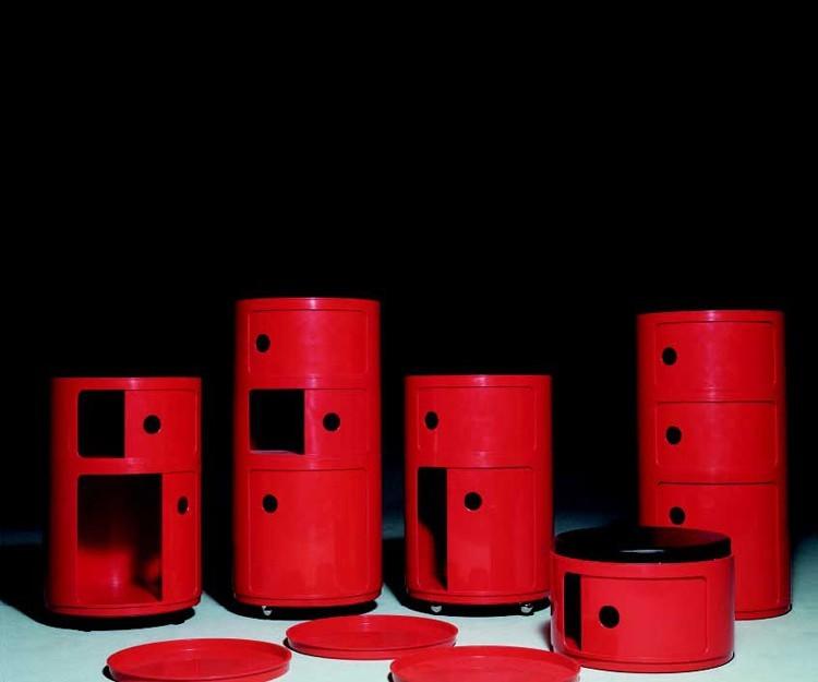 Componibili Rojo