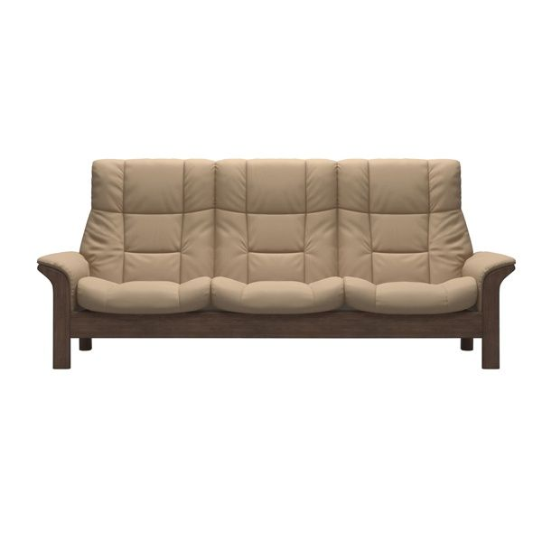 Sofa Stressless Buckinghan Piel Batick Cream L