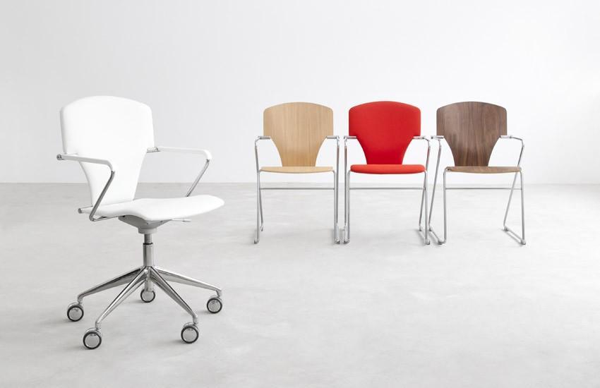 Increíbles sillas de madera