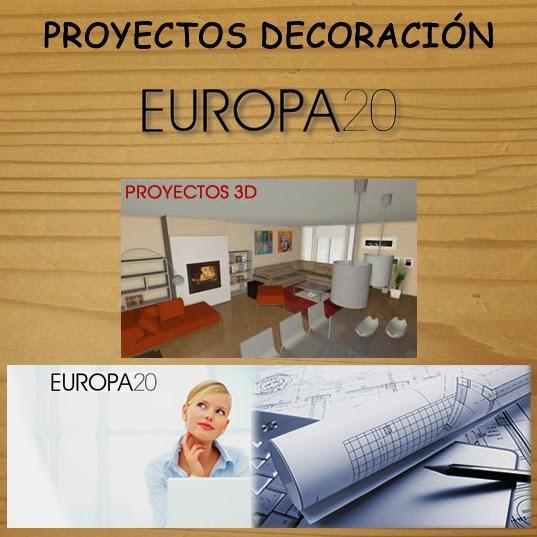 Proyectos de Decoración en Europa 20