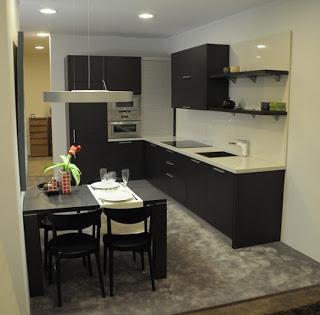 Distribuciones de cocinas ¿Cuál se adapta mejor a mi espacio?