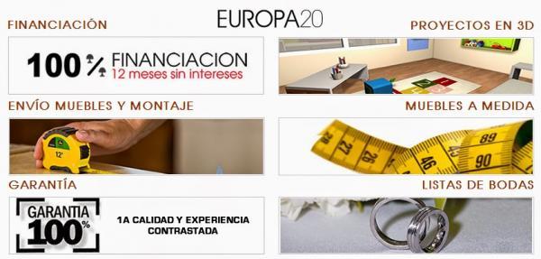 Servicios al Cliente en Europa 20