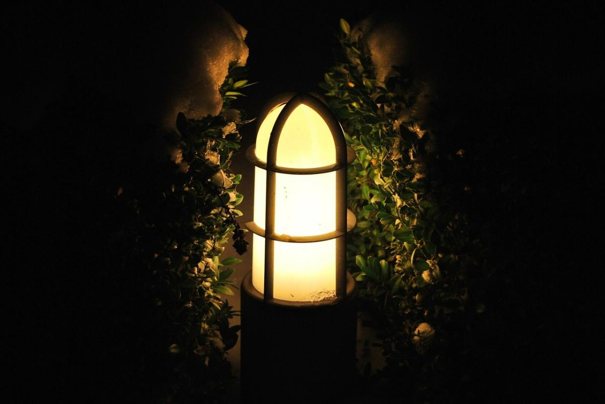 Lámparas para la iluminación exterior