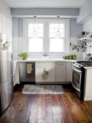 Ideas para tener una cocina luminosa