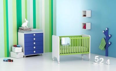 Ideas para seleccionar los muebles infantiles