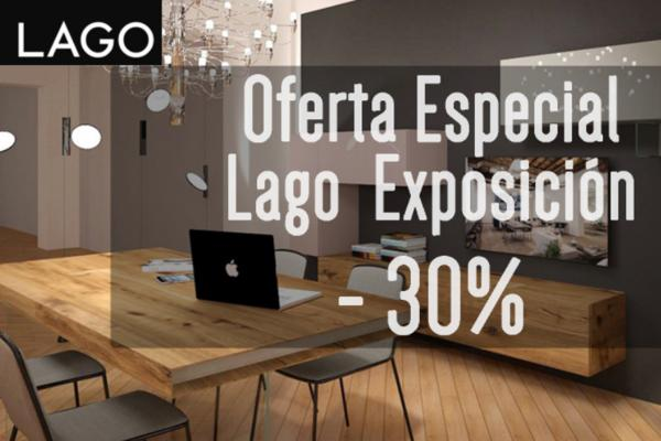 Oferta especial: LAGO exposición al 30% de descuento