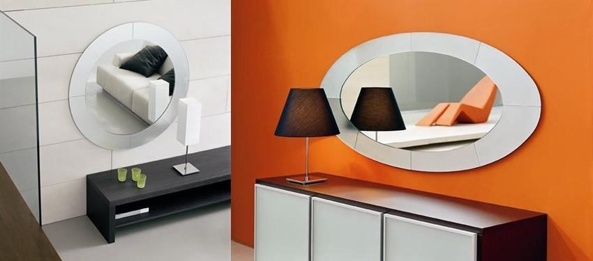 Motivos para decorar con espejos