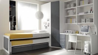 Trucos de decoración para espacios pequeños