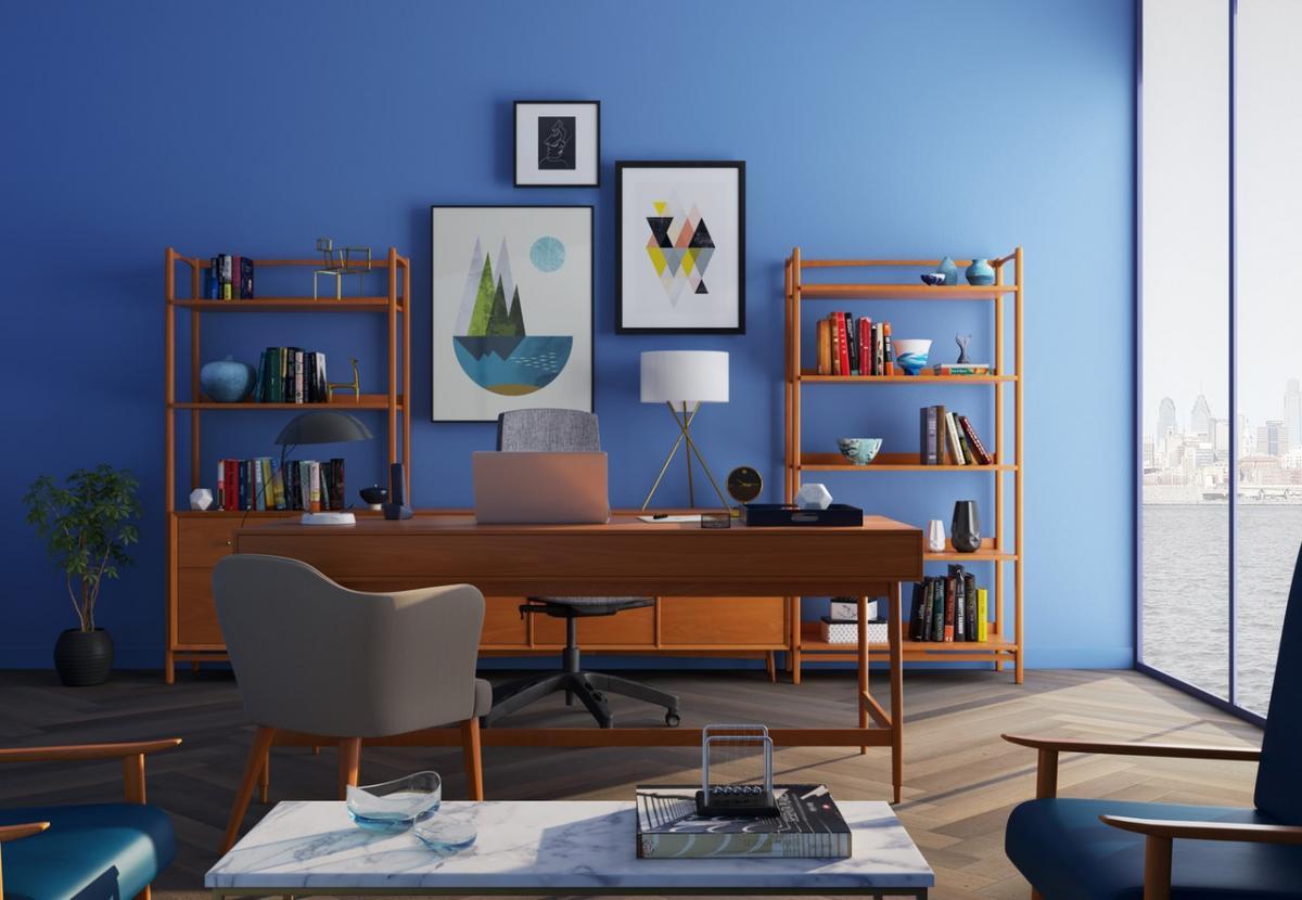 Accesorios de oficina imprescindibles en tu casa