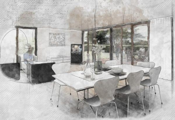 Proyectos de decoración en 3D y sus ventajas