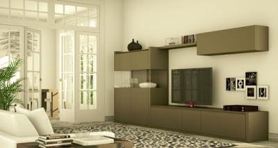 Las ventajas de la composición modular para tu salón