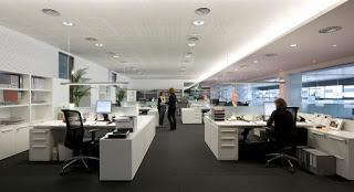 Iluminación para lugares de trabajo