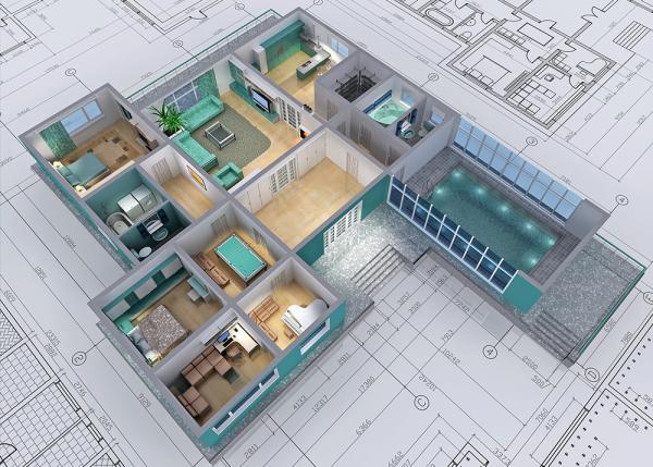 Realizamos el proyecto 3D de tu hogar