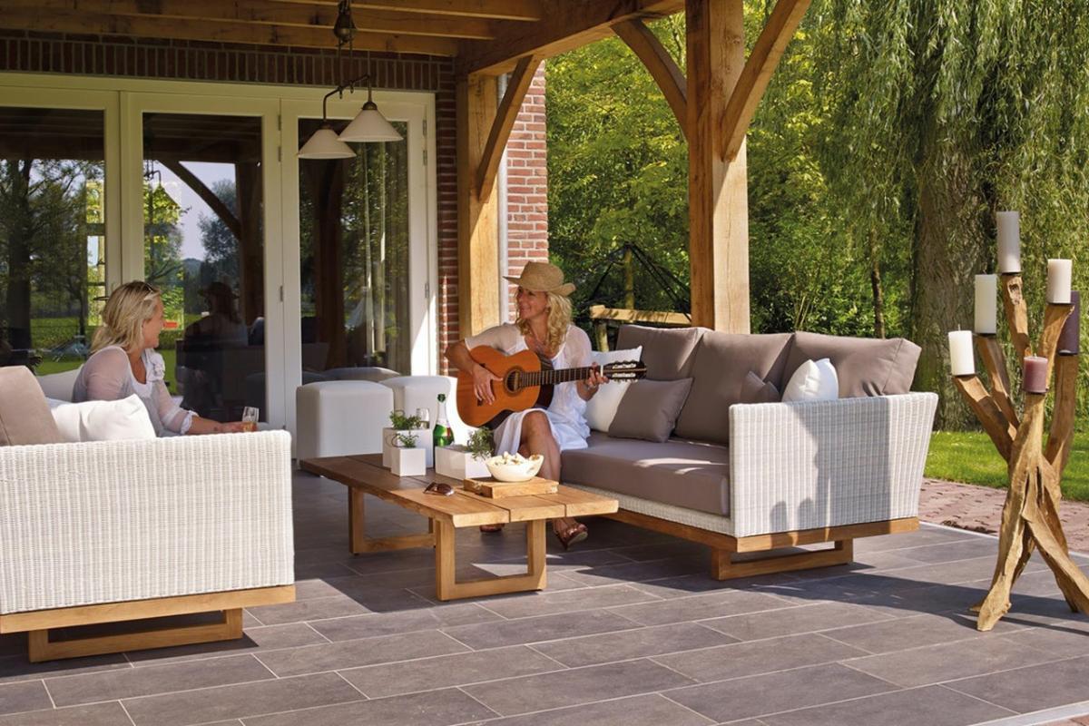 Claves para elegir tus muebles de jardín
