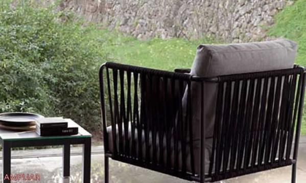 Material para tus sillas exteriores