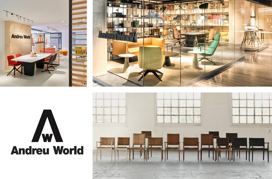Andreu World, la tradición que inspira el futuro