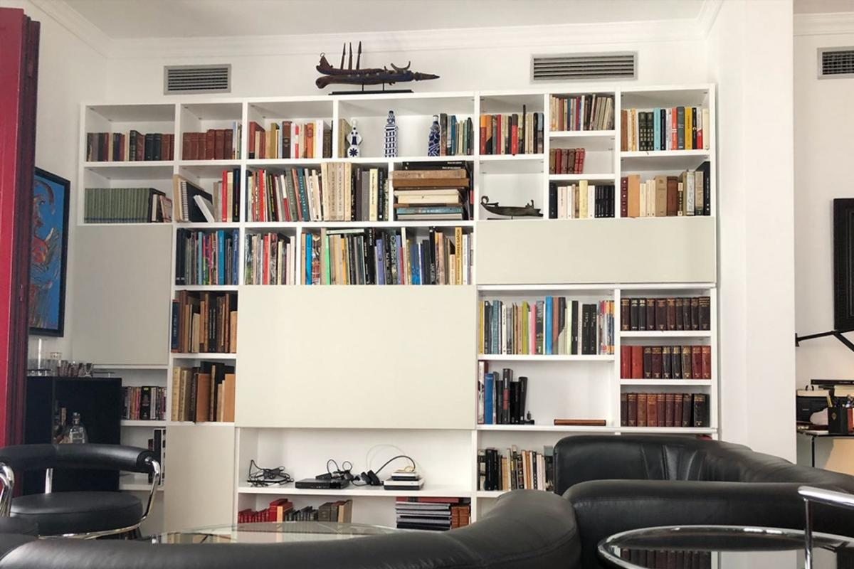 Cómo debe ser tu librería perfecta (Parte 1)