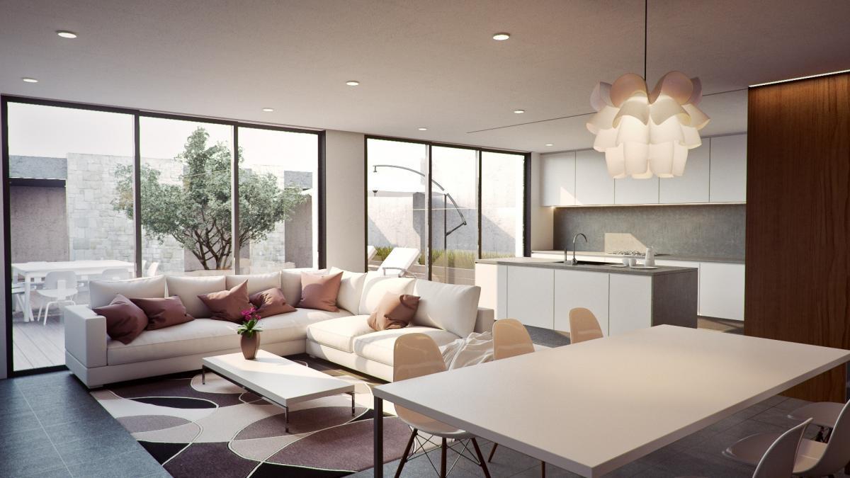 Mesas de comedor ¿redondas o rectangulares?