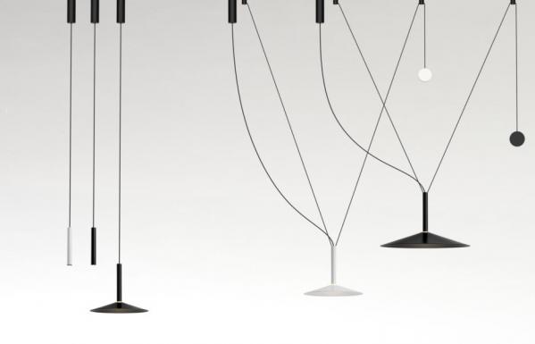 Nuevas creaciones de lámparas Marset