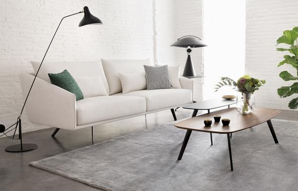 Los muebles de diseño moderno de STUA