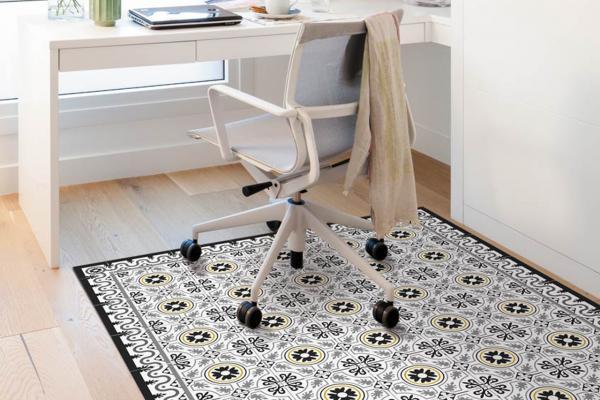 Hidraulik, alfombras vinílicas del siglo XXI