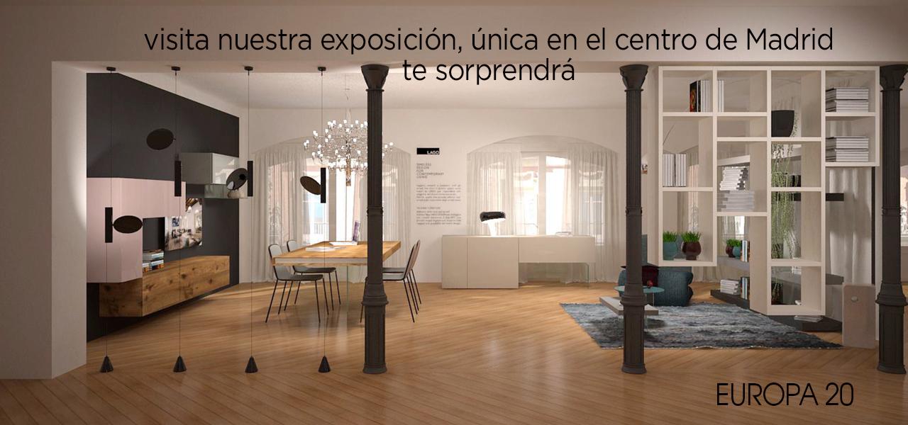 Muebles Modernos en madrid Centro